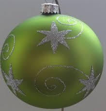 Weihnachtskugeln Christbaumschmuck Grün Online Kaufen