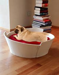 fancy pet furniture. LIDO Luxury Pet Bed, Dog Basket Out Of Felt. Fancy Furniture