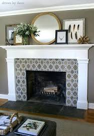 fireplace tile surround best fireplace design ideas on fireplace remodel with regard to fireplace surround ideas