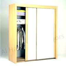wardrobes small wardrobe sliding doors door closet full mirrored bathroom free standing clothes two for