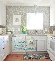 Image Wilsonart Shelterkitchenremodelafter The Frugal Homemaker 10 Beautiful Kitchens With Laminate Countertops