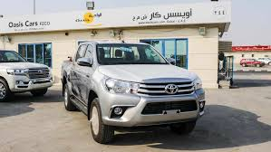 Toyota Hilux 2020 Silver For Sale On Getthat Com Aed 109 000