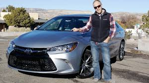 2015 Toyota Camry XSE: Not your mother's Camry! Real Review and ...