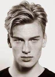 تسريحات الشعر للرجال للشعر المجعد حلاقة الشعر للرجال متوسطة