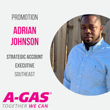 Congratulations to Adrian Johnson on his... - A-Gas in the Americas |  Facebook
