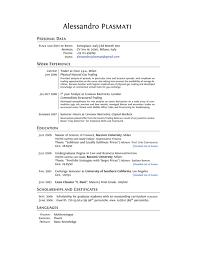 Resume Template Online Rascalflattsmusicus Custom Online Resume Editor