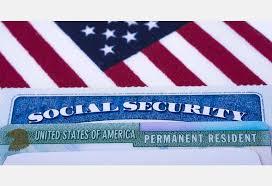 child a social security card