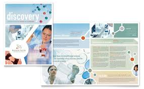 Healthcare Brochure Cool Medical Pamphlet Template Engneeuforicco