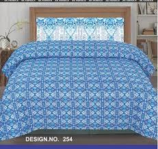 Sheet Online Premium Cotton Bed Sheet Ak 254