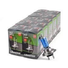10 X H7 24v 100w Xenon White Halogen Headlight Bulbs 6000k Hgv Truck 7106589441951 Ebay