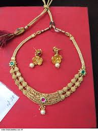indian bridal jewellery sets 38