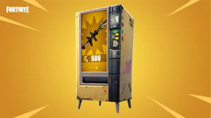 Readomatic Vending Machine Unique Vending Machine Locations Fortnite Wiki Guide IGN