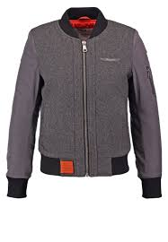 ers beyrout er jacket dark grey women jackets ers ers on vea