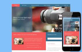 Photographer A Photo Gallery Flat Bootstrap Responsive Web