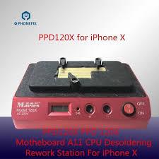 PPD120X CPU Desoldering Heating Rework Station <b>Motherboard</b> ...