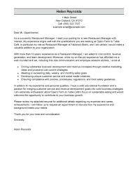 General Manager Cover Letter Formal Cover Letter General Manager ...