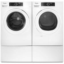 Compact Front Load Washers Wfw3090gw Whirlpool 24 19 Cu Ft Compact Front Load Washer