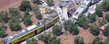 Risultati immagini per scontro treni
