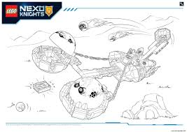 Small Picture Lego Nexo Knights Monster Productss 2 Coloring pages Printable