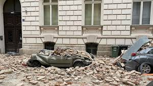 Is earthquake insurance worth it in san jose? Magnitude 5 4 Earthquake Causes Damage Across Zagreb Croatia The Weather Channel Articles From The Weather Channel Weather Com