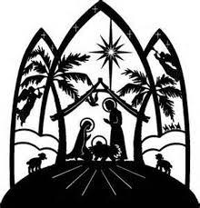 christmas pictures black and white religious. Contemporary Religious Christmas Pictures Black And White Religious 08 M