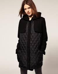 asos quilted parka | Trendland & BACK TO Top 10 Coats for Fall 2011 · « · » · « · » Adamdwight.com