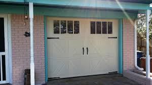 do yourself garage door repair