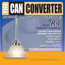 4 inch can light conversion kit