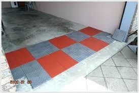 modular garage flooring tiles interlocking floor reviews motofloor modula