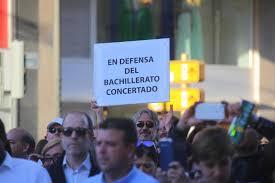 Resultado de imagen de manifestacion contra marza y puig