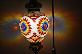 turkish style lighting. turkish lamps lamp mosaic lighting style
