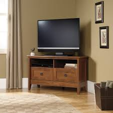 Flat Screen Tv Console Sauder Select Corner Tv Stand 410627 Sauder