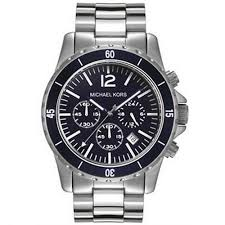 17 best images about my favorite brand watches michael kors michael kors men s mk8123 silver and blue