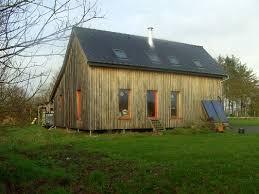 maison bois à vendre