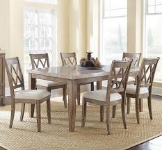 marble top dining room table. Steve Silver Franco 7 Piece Marble Top Dining Set - Item Number: FR500WT+6xS Room Table V