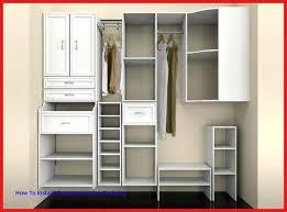 5 foot closet organizer unique how to install wire closet shelves inspiration of closetmaid 5 5 foot closet organizer