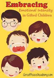 homeing gifted children emotional intensity and strategies for teaching self control via great