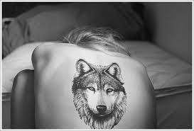 Vlk Tetování Vzor5jpg Motivy Tetování Vzor Tetování