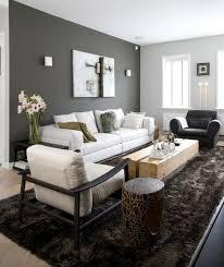 Deco Mur Gris Et Blanc Mur Salon Gris Salon Blanc Et Gris Peinture Grise  Pour Salon