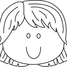 Small Picture Woman Happy Face Coloring Page Coloring Sun