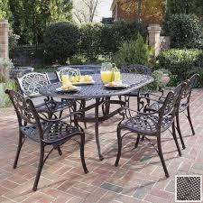 vintage outdoor patio furniture sets garden table and chairs black wrought iron in outdoor patio space black outdoor balcony furniture