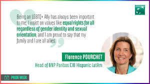 "BNP Paribas Americas on Twitter: ""Florence Pourchet, Head of BNP ..."