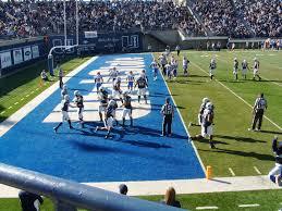 Usu Football Stadium Seating Chart Merlin Olsen Field At Maverik Stadium Utah State Aggies