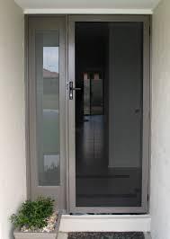 modern security screen doors. Perforated Aluminium Security Doors Modern Screen