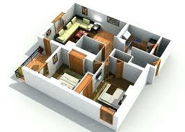 3D Home Interior Design Online Interesting Inspiration Ideas