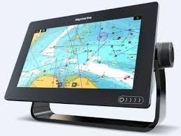 Navionics Chart Plotter Raymarine Axiom 12 Chartplotter With Navionics Charts E70368 00 Nag
