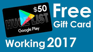 free google play gift card codes list redeem codes