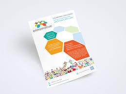 Crowdsourcing Engineering Design Elegant Playful Engineering Flyer Design For Ennomotive By