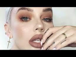 easy warm everyday grunge look makeup tutorial updated foundation routine