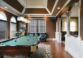 games room lighting. Equipped-Game-Room-For-Quality-Time3 Fully Equipped Game Room Ideas Games Lighting